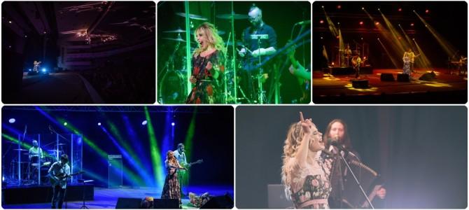 Концерт группы «Пелагея» в Волгограде